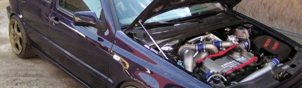 Golf 3 VR6 BI-Turbo 4 Motion