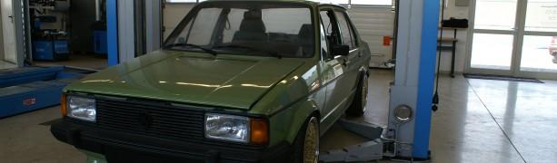 Jetta 1 16V Turbo