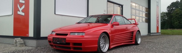 Opel Calibra Catano 16V Turbo